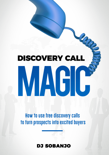 Discovery Call Magic Book